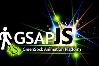 HTML5 Web Animation with GreenSock