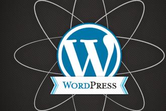 WordPress.org: Building Custom Themes