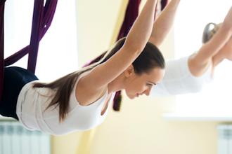 Aerial Yoga Fusion