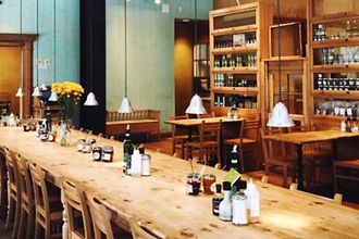 Le Pain Quotidien's Bleecker St Bakery Photo