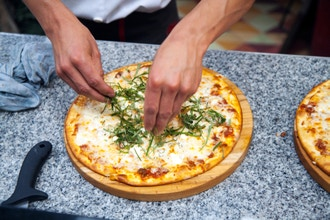 Artisan Pizza Making
