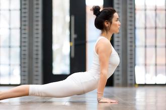 Beginners Vinyasa Yoga Flow