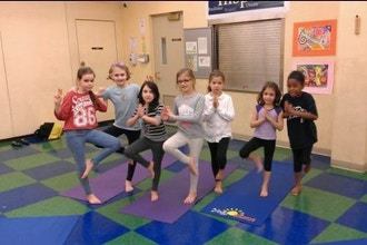 Teen Yoga (Ages 13 to 16)