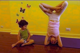 You & Me Yoga (Ages 3-4)