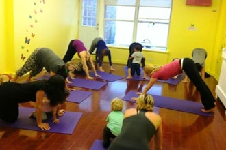 You & Me Yoga (Ages 18-24 months)