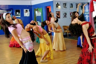 Classical Belly Dance (Open Level)