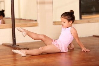 Ballet/Tap (Ages 4-5 yrs)