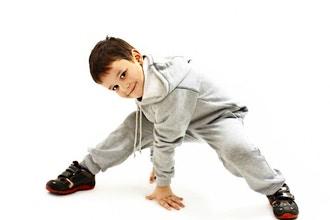 Hip-Hop (Ages 5-6)