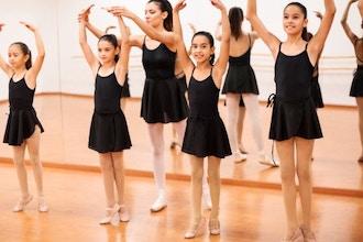 Ballet/Tap/Jazz/Lyrical (Ages 9-10 Yrs)