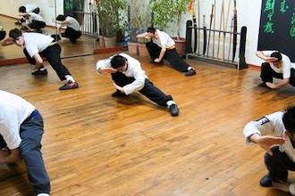 New York Wu Tang Kung Fu Photo