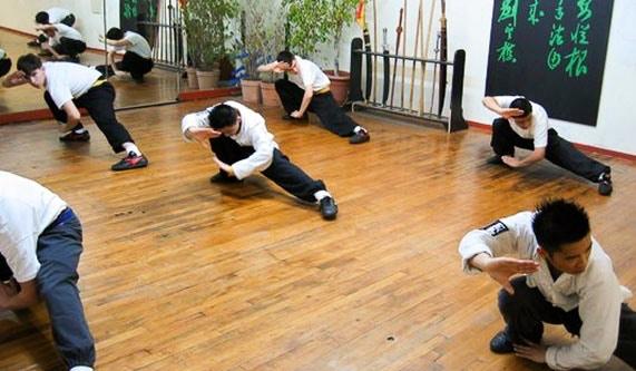 New York Wu Tang Kung Fu