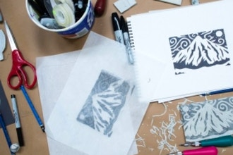 Printmaking (ages 15-18)