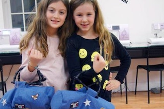 Fashion + Sewing Summer Camp For Tweens (Ages 9-12yrs)