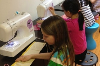 Introduction To Sewing: Trial Class (Ages 6-13)
