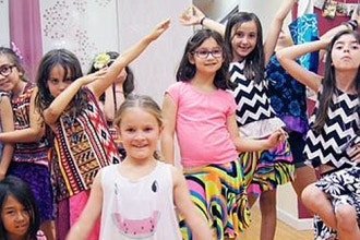 Rosh Hashanah Break Fashion Camp for Kids - Midtown