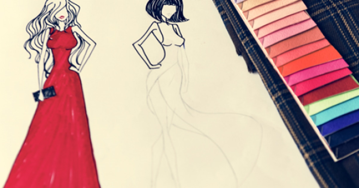 Fashion Design Illustration For Kids Kids Art Classes New York Coursehorse The Fashion Class