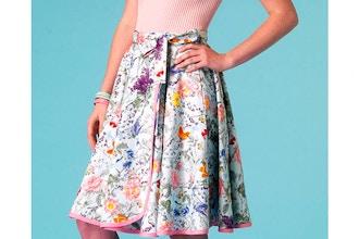 Create a Wrap Skirt