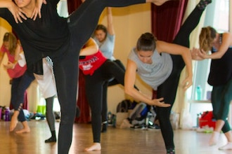 Commercial Dance Training Day