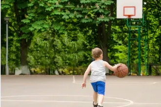 Hands On Hoops - Basketball (4 - 5 years old)