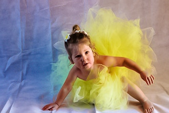 Creation Station Dance Ages 18 mos - 2.5 years