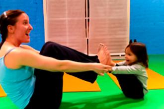 Karma Kids Toddler Yoga 1-3 years