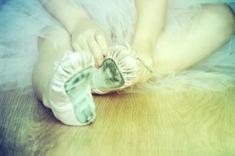 Creation Station Dance Pre-Ballet/Tap (Ages 2-3 y/o)