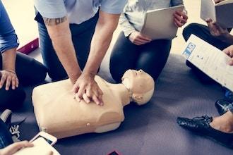 EnjoyCPR Safety Training Photo