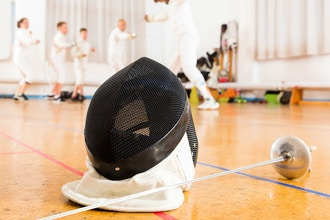 Kids Beginner Fencing