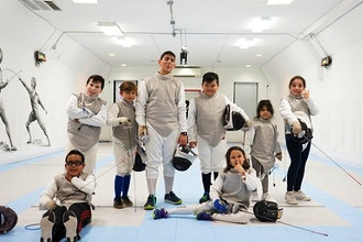 Day Fencing Camp
