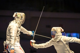 Adult Group Fencing
