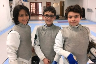 Spring Break Fencing Camp