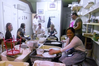 Choplet Ceramic Studio Photo