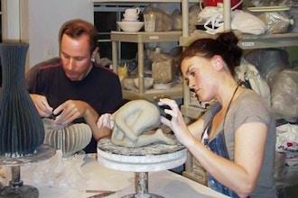 Biomorphic Sculpture Workshop