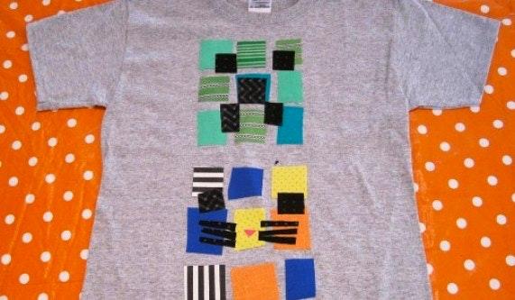 Minecraft T Shirt Design Kids Art Classes New York Coursehorse