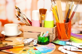 After School Art Class for Children (Intermediate)
