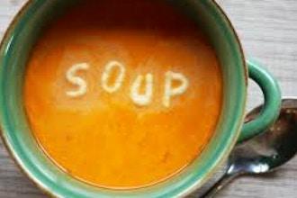Soup Painting Workshop