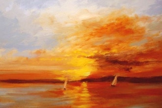 Sunset Painting Workshop