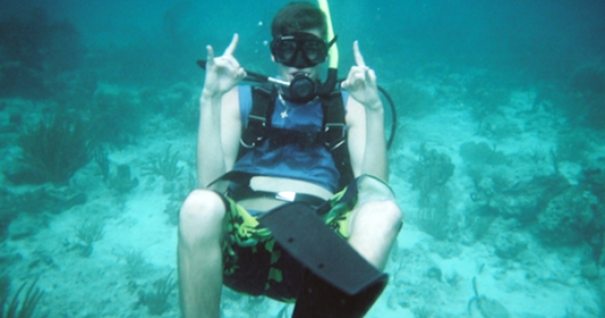 Discover Scuba Diving - Group Fitness Classes Houston, TX ...