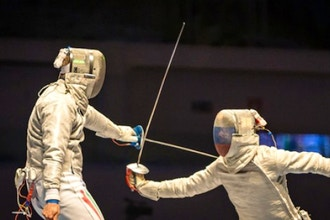Adult Intro to Fencing: Sunday session - Ages 16+