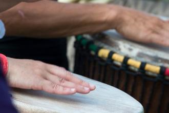 Kids Drumming, Movement and Music Sundays
