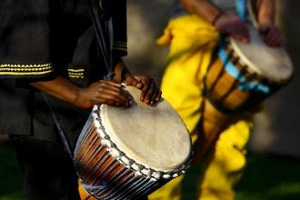 Night Djembe Drumming Class: Tuesday (5 weeks)