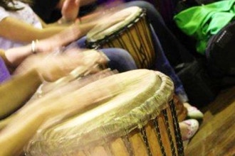 Hand Drumming Wednesdays - Mixed-Level