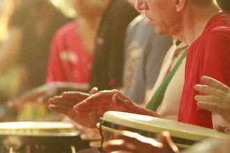 Djembe Drumming Class (Tuesday)