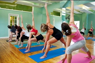 Non-Heated Yoga