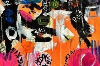 Famous Artist Series: Paint like Basquiat