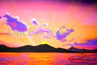 Paint & Sip: Sunset