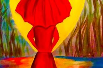 Paint & Sip: Singing In Rain II