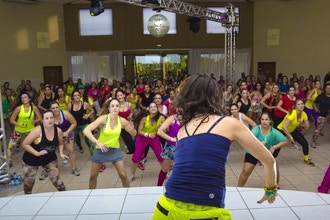 Zumba Gold: All levels (Ages 55 and up)
