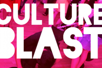 CultureBlast: with Katherine Akey and Lloyd Kofi