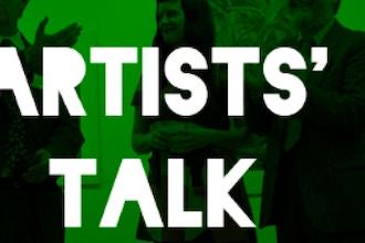 Artists' Talk with Anna U. Davis and Carolina Falkholt